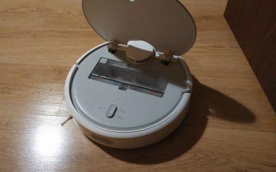 Xiaomi Mi Robot Vacuum Cleaner – recenzja
