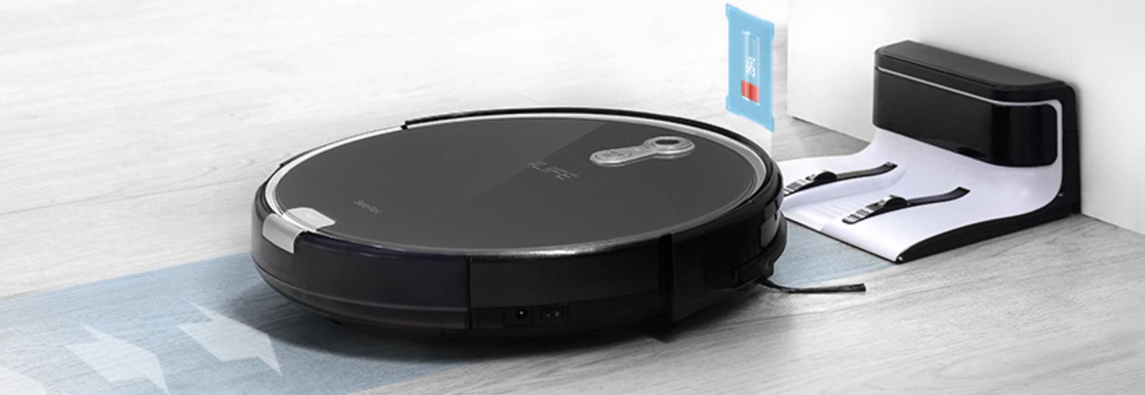 Jaki robot sprzątający z funkcją mapowania pomieszczeń?